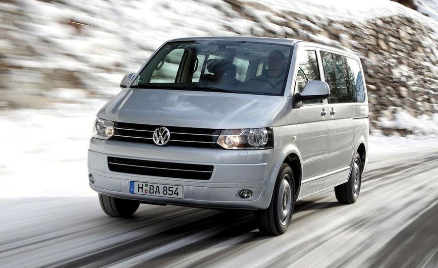 2010 Volkswagen Multivan - Slide 15