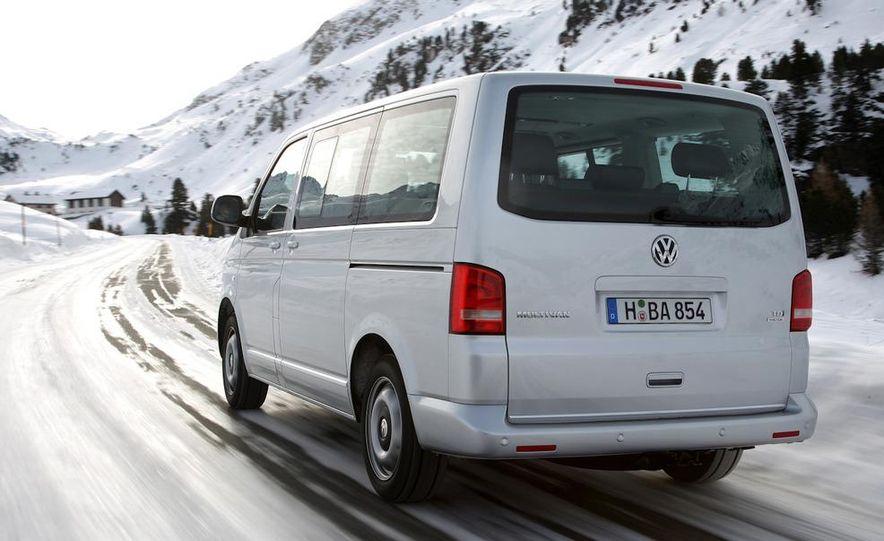 2010 Volkswagen Multivan - Slide 16
