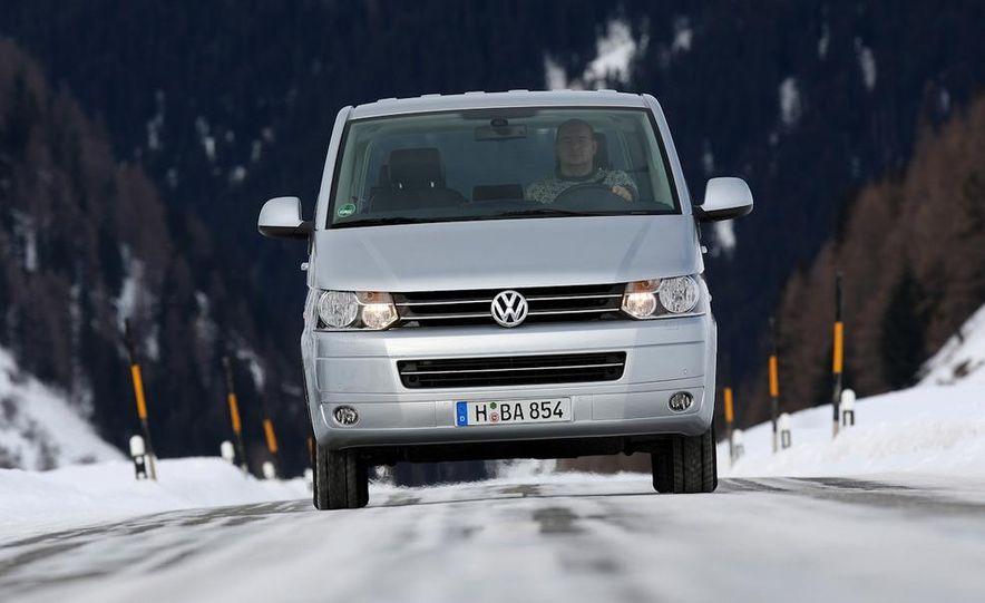 2010 Volkswagen Multivan - Slide 17