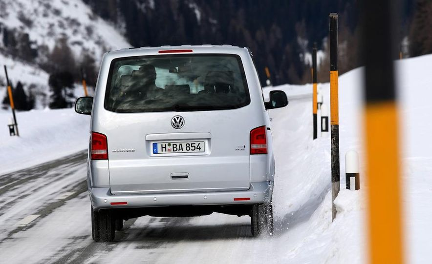 2010 Volkswagen Multivan - Slide 18