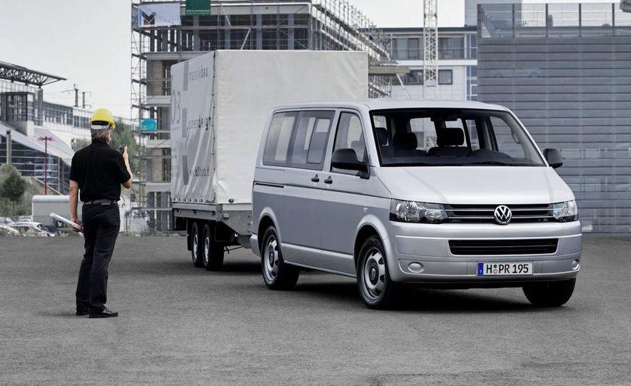 2010 Volkswagen Multivan - Slide 19