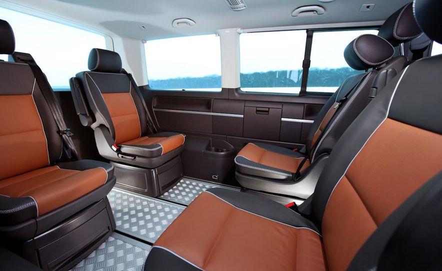 2010 Volkswagen Multivan - Slide 29