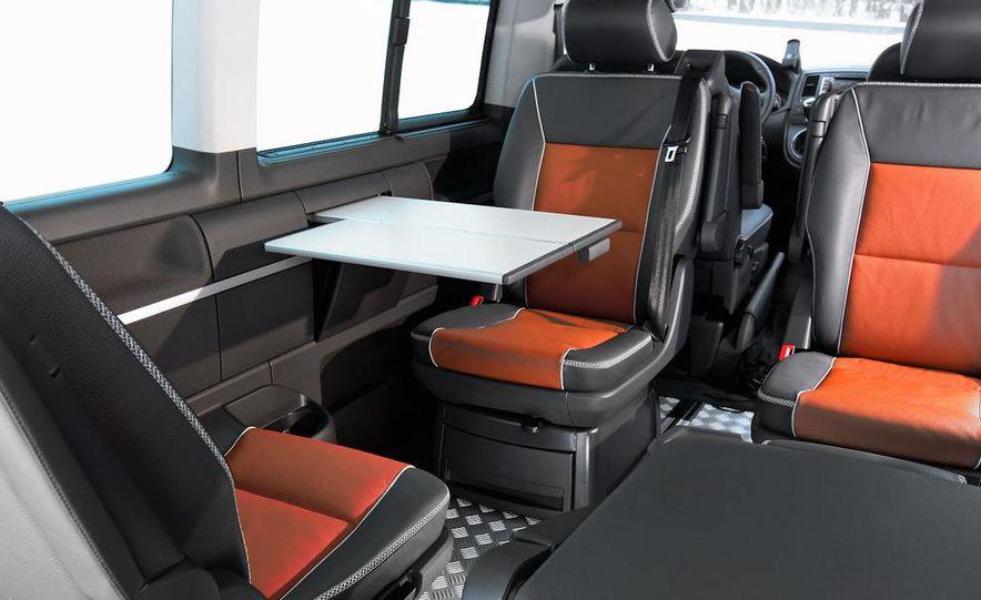 2010 Volkswagen Multivan - Slide 30