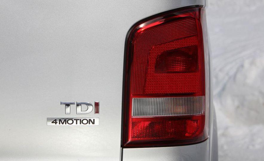 2010 Volkswagen Multivan - Slide 26