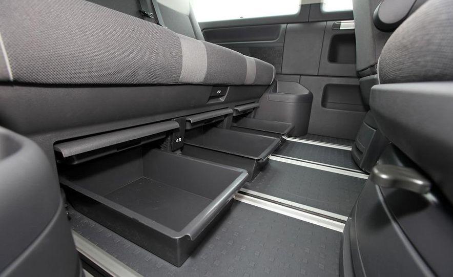 2010 Volkswagen Multivan - Slide 35