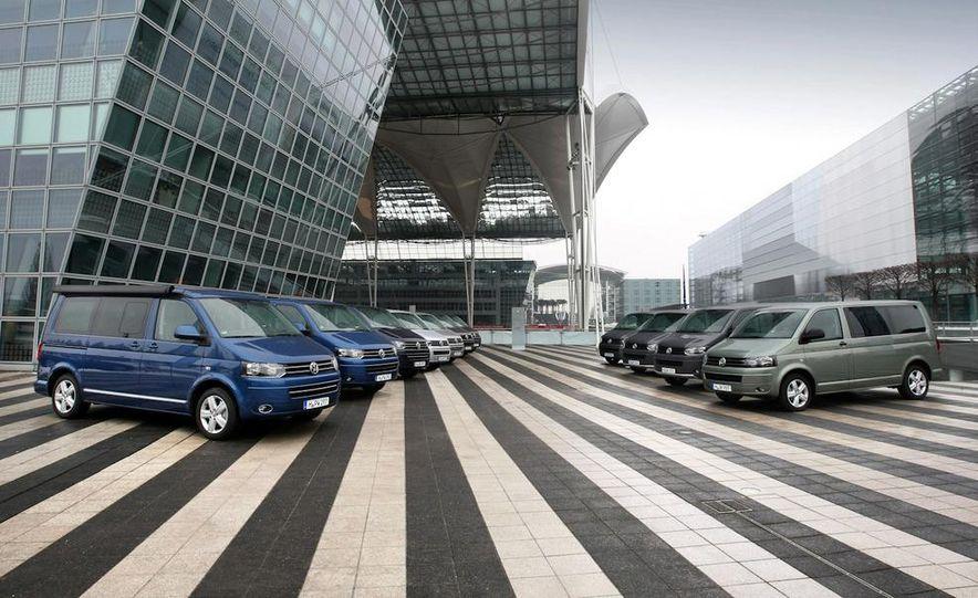 2010 Volkswagen Multivan - Slide 21