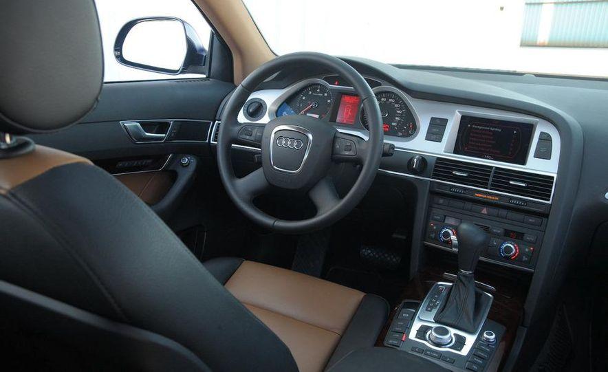 2012 Audi A6 (artist's rendering) - Slide 25