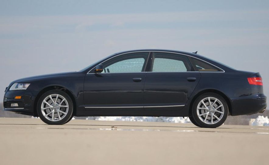2012 Audi A6 (artist's rendering) - Slide 4