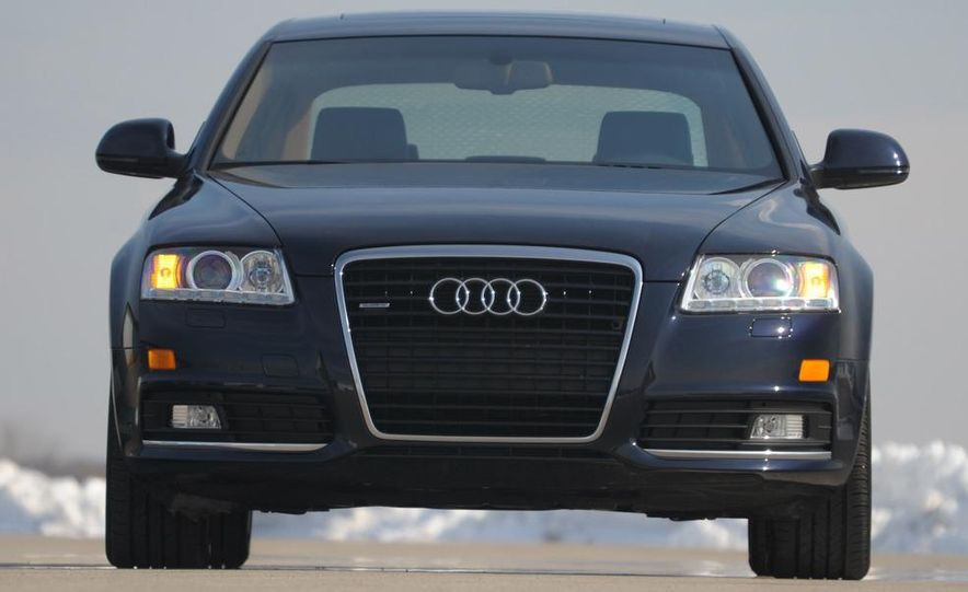 2012 Audi A6 (artist's rendering) - Slide 5