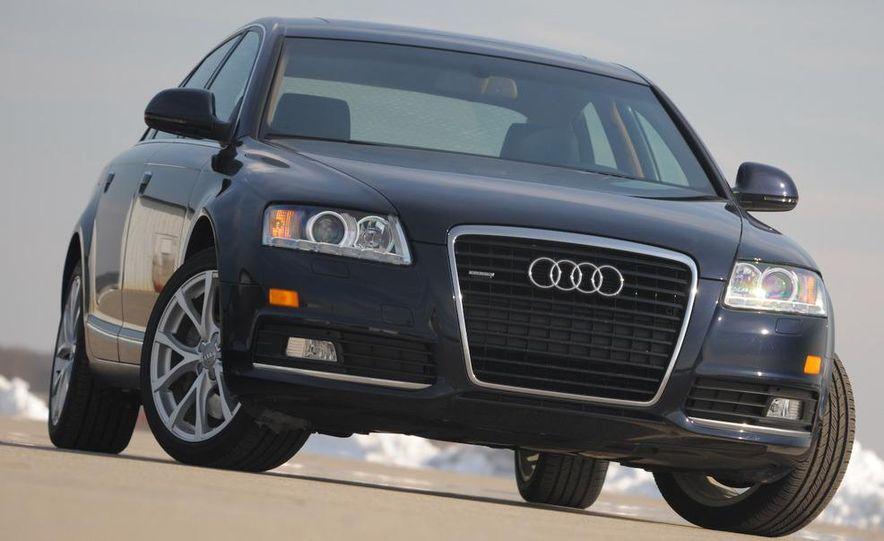 2012 Audi A6 (artist's rendering) - Slide 6