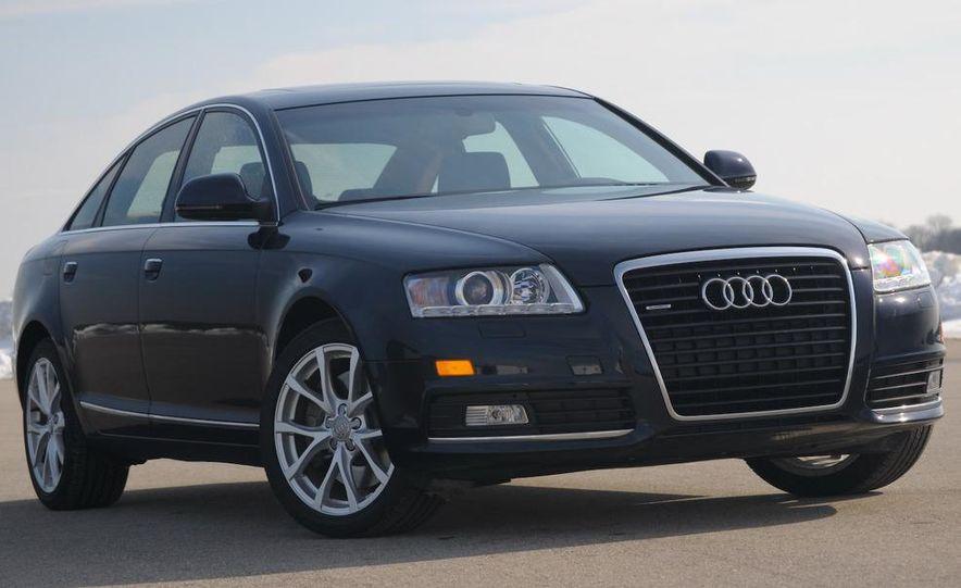 2012 Audi A6 (artist's rendering) - Slide 7