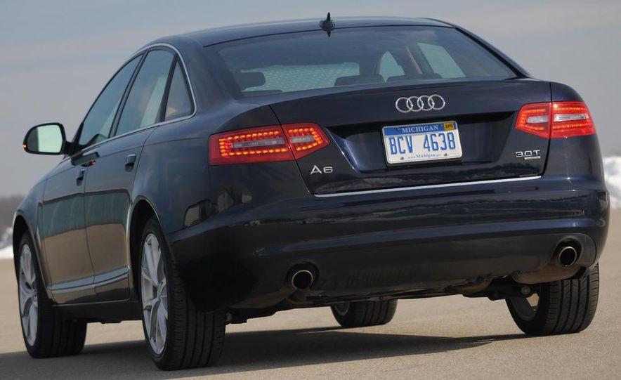 2012 Audi A6 (artist's rendering) - Slide 8