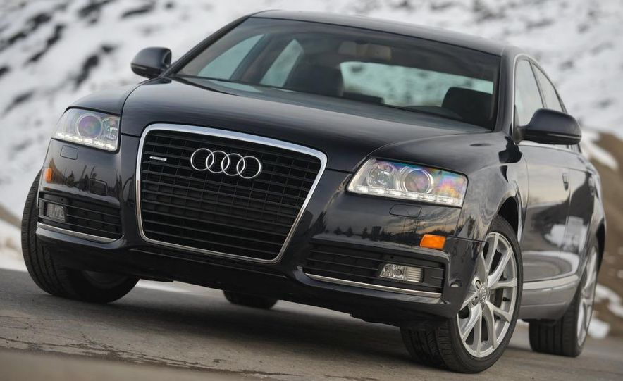 2012 Audi A6 (artist's rendering) - Slide 9