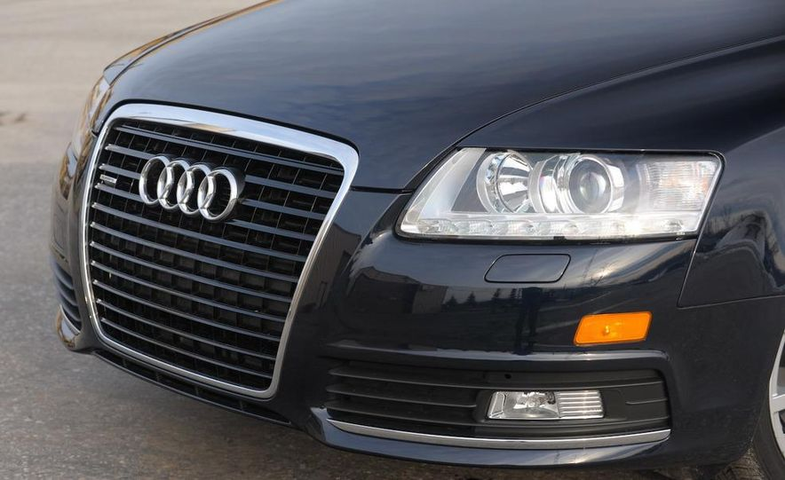 2012 Audi A6 (artist's rendering) - Slide 20