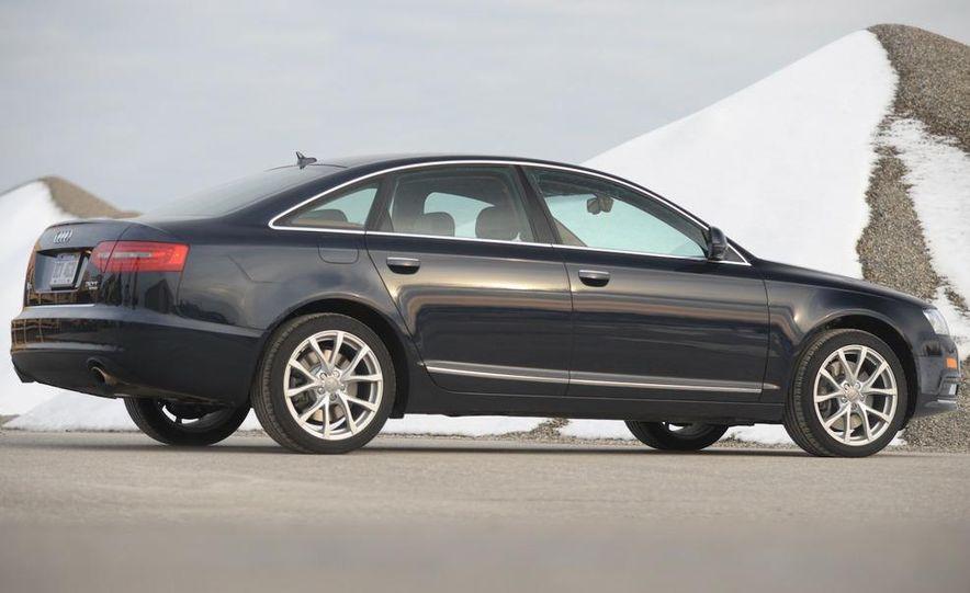 2012 Audi A6 (artist's rendering) - Slide 12