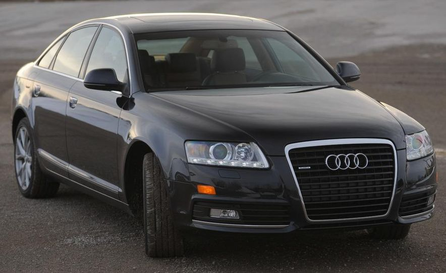 2012 Audi A6 (artist's rendering) - Slide 14