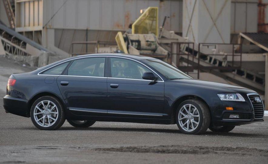 2012 Audi A6 (artist's rendering) - Slide 15