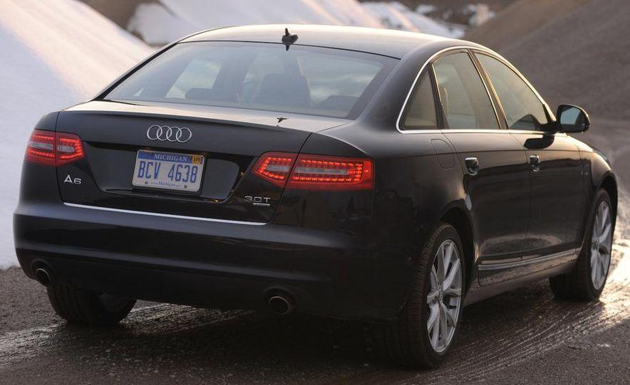 2012 Audi A6 (artist's rendering) - Slide 17