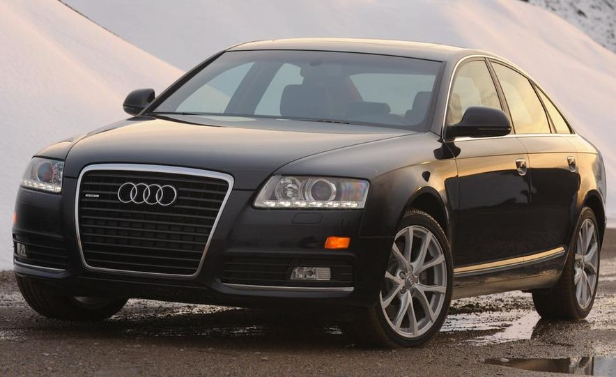 2012 Audi A6 (artist's rendering) - Slide 18