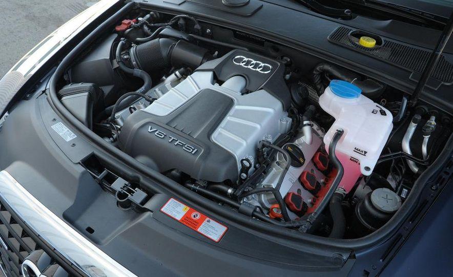 2012 Audi A6 (artist's rendering) - Slide 24