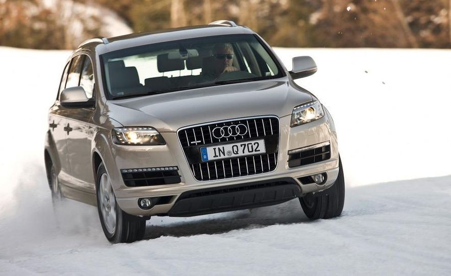 2011 Audi Q7 - Slide 6