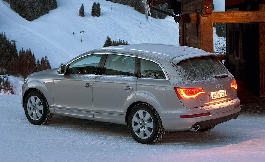 2011 Audi Q7 - Slide 18