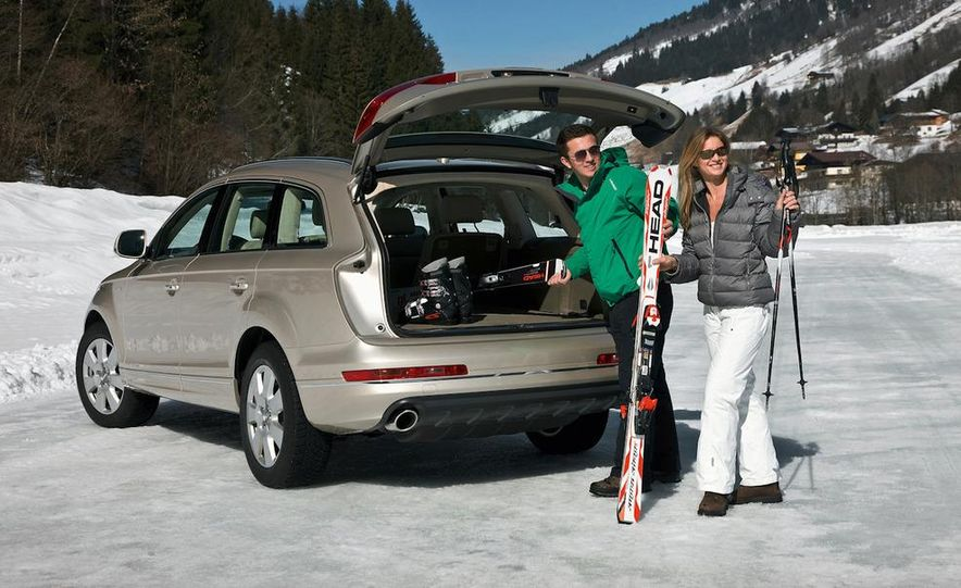 2011 Audi Q7 - Slide 28