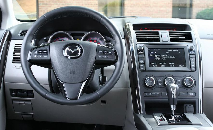 2010 Mazda CX-9 - Slide 47
