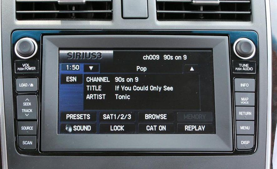 2010 Mazda CX-9 - Slide 50