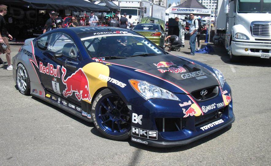 Hyundai Genesis PM580 Pikes Peak race car by Rhys Millen Racing - Slide 5