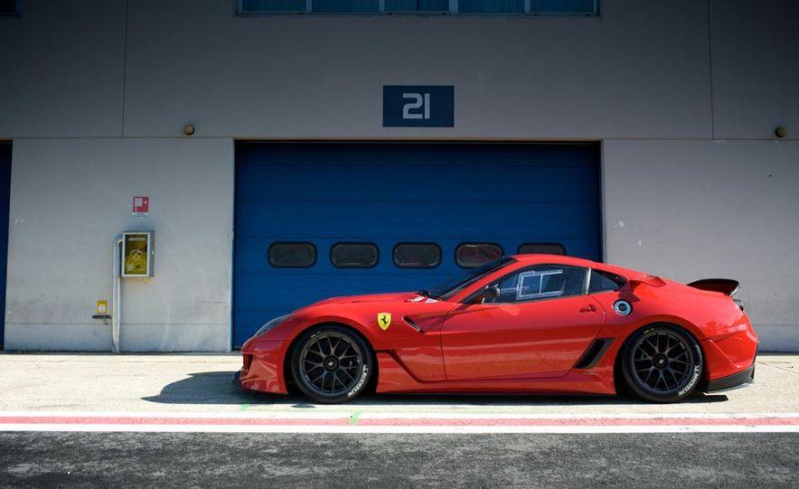 Ferrari 599XX - Slide 4
