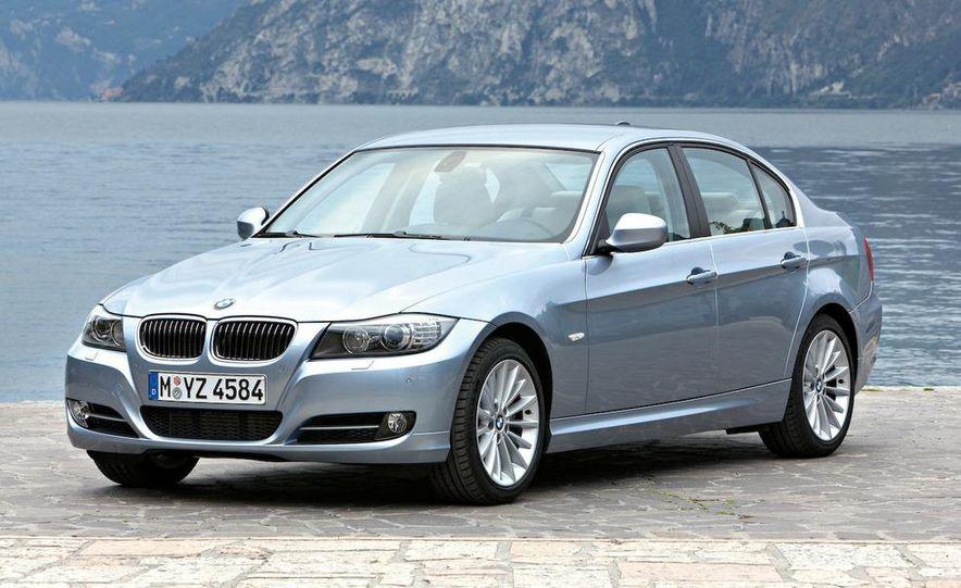 2013 BMW 3-series (artist's renderings) - Slide 21