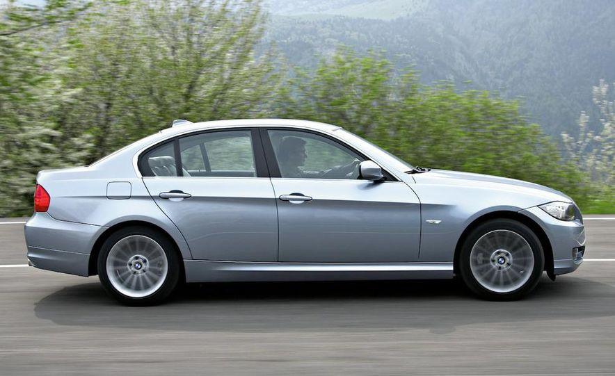 2013 BMW 3-series (artist's renderings) - Slide 15