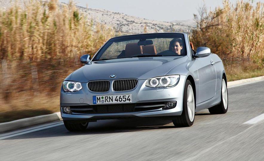 2013 BMW 3-series (artist's renderings) - Slide 30