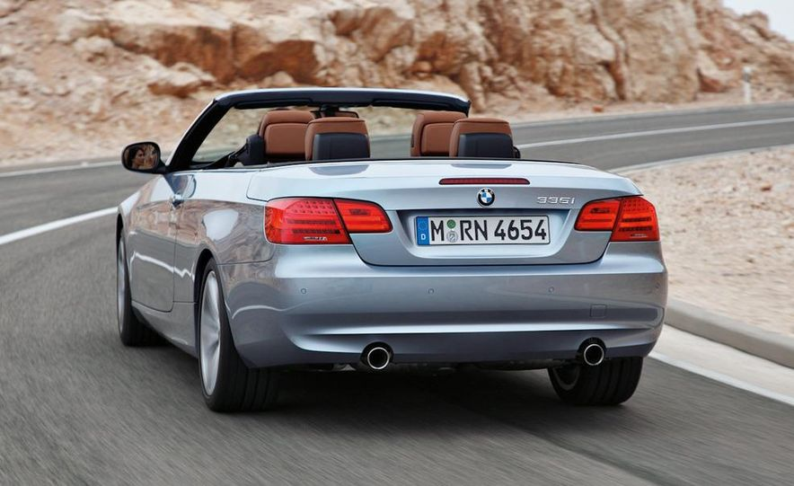 2013 BMW 3-series (artist's renderings) - Slide 32