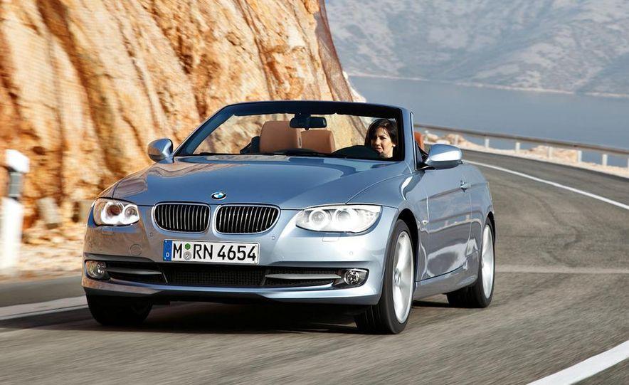 2013 BMW 3-series (artist's renderings) - Slide 33