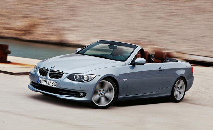 2013 BMW 3-series (artist's renderings) - Slide 35