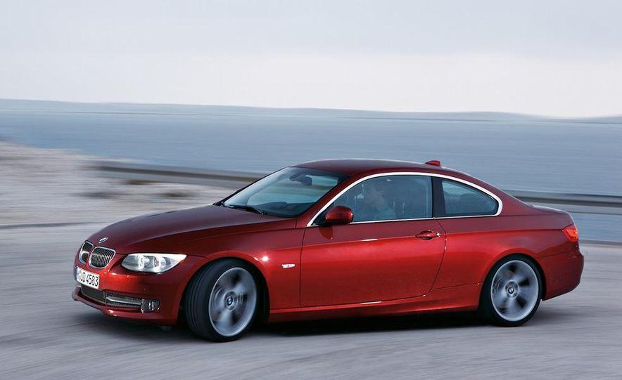 2013 BMW 3-series (artist's renderings) - Slide 51