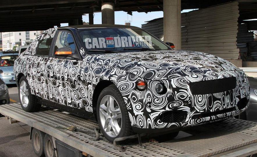 2013 BMW 3-series (artist's renderings) - Slide 4