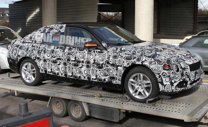 2013 BMW 3-series (artist's renderings) - Slide 6