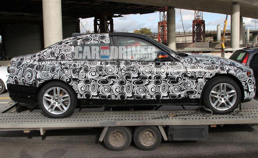2013 BMW 3-series (artist's renderings) - Slide 7