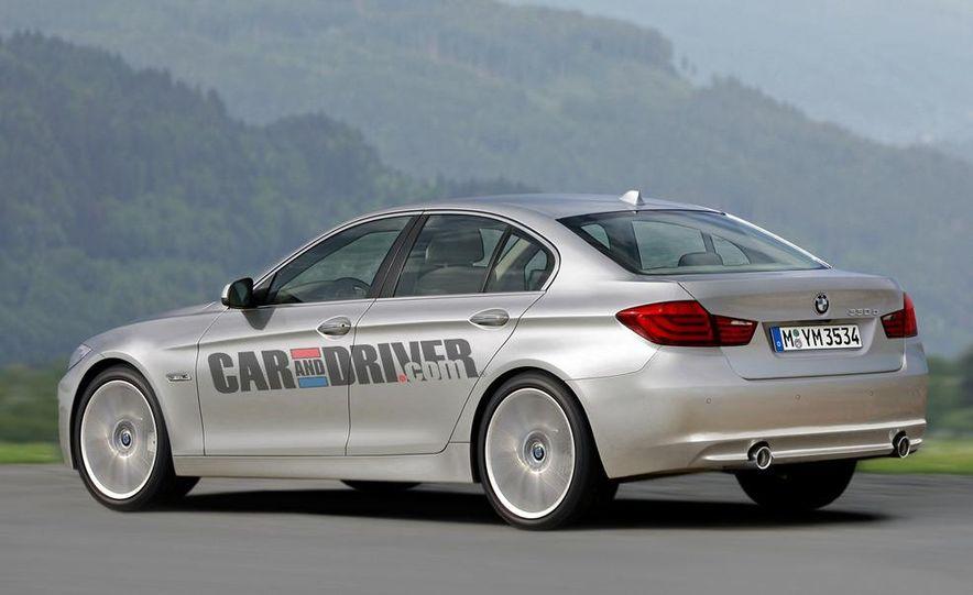 2013 BMW 3-series (artist's renderings) - Slide 2