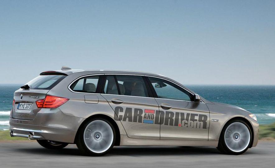2013 BMW 3-series (artist's renderings) - Slide 3