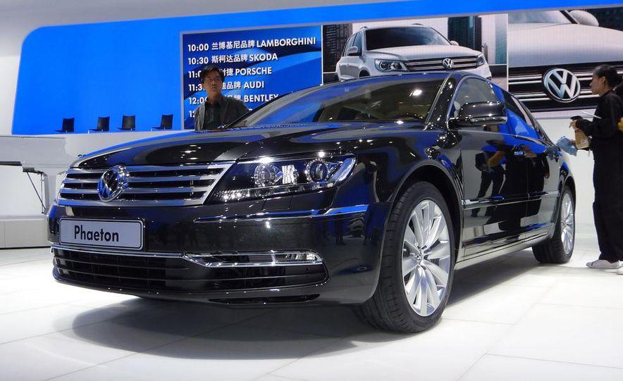 2011 Volkswagen Phaeton - Slide 1