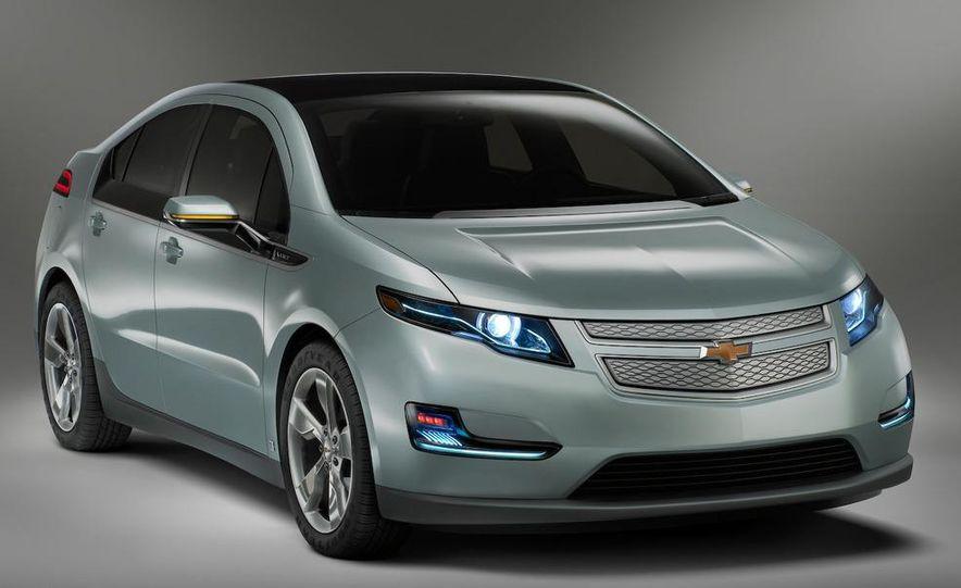 Chevrolet Volt MPV5 electric concept - Slide 47