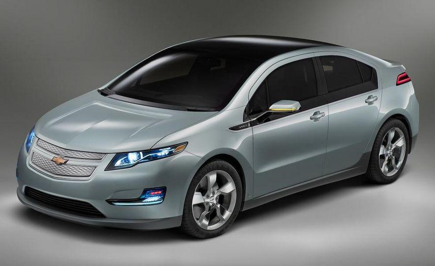 Chevrolet Volt MPV5 electric concept - Slide 49