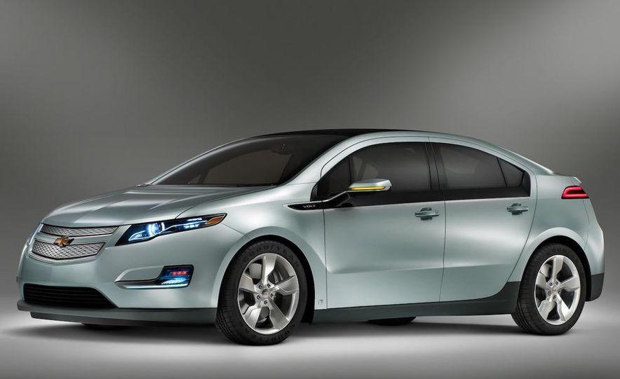 Chevrolet Volt MPV5 electric concept - Slide 51