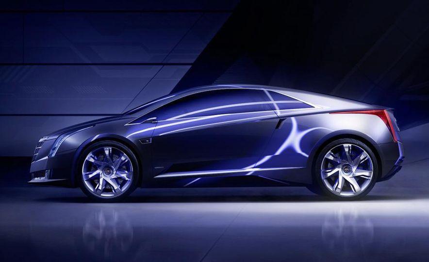 Chevrolet Volt MPV5 electric concept - Slide 40