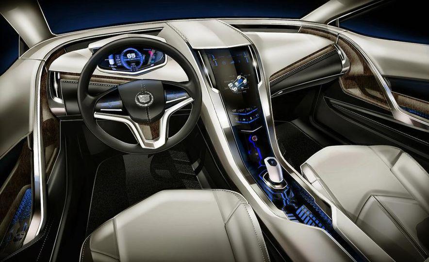 Chevrolet Volt MPV5 electric concept - Slide 43