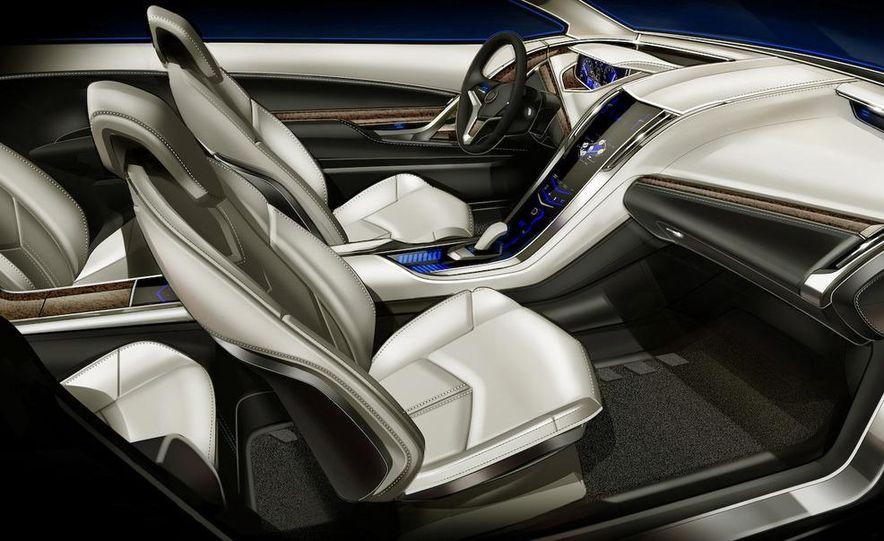 Chevrolet Volt MPV5 electric concept - Slide 45